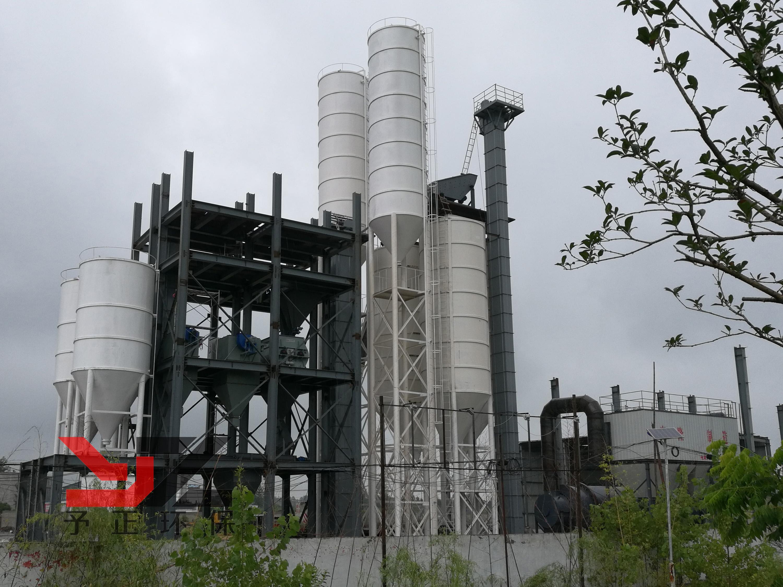 年产20万吨干混砂浆站